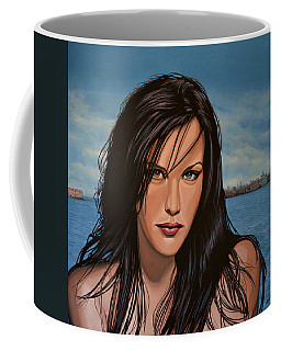 Liv Tyler Coffee Mug