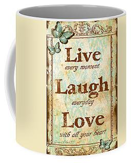 Live-laugh-love Coffee Mug