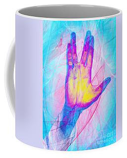Live Long And Prosper 20150302v1 Coffee Mug