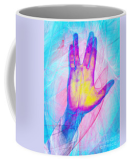 Live Long And Prosper 20150302v1 Coffee Mug