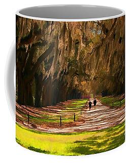 Live Oaks Coffee Mug
