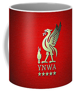 Liverpool You'll Never Walk Alone Coffee Mug