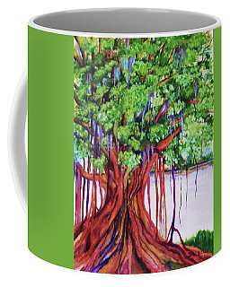 Living Banyan Tree Coffee Mug