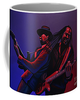 Living Colour Painting Coffee Mug