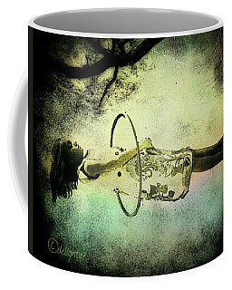 Living In The Fear Coffee Mug