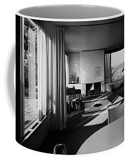 Living Room In Mr. And Mrs. Walter Gropius' House Coffee Mug