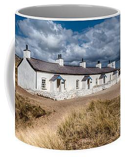 Llanddwyn Cottages Coffee Mug