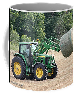 Loading Hay Coffee Mug
