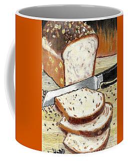 Loaf Of Bread Coffee Mug by Francine Heykoop