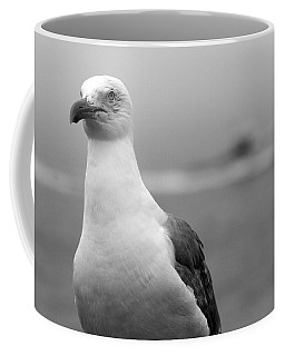 Lobster Boat Gull Coffee Mug