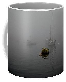 Lobster Pots Coffee Mug