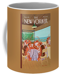 Lobsterman's Special Coffee Mug