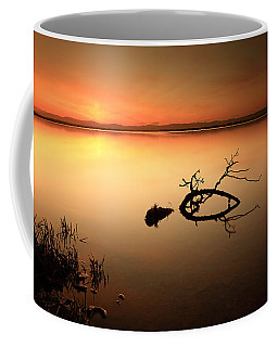 Loch Leven Sunset Coffee Mug