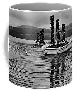 Loch Lomond Coffee Mug by Eunice Gibb