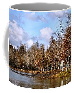Coffee Mug featuring the photograph Loch Mary 2 by Greg Jackson