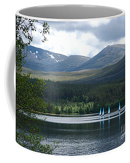 Loch Morlich - Cairngorm Mountains Coffee Mug