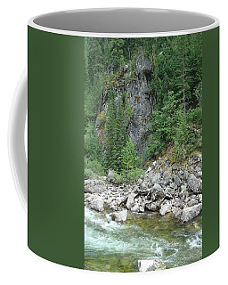Lochsa River Coffee Mug