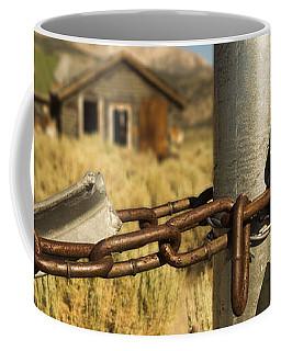Locked Up Coffee Mug