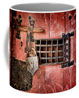 Locked Up Coffee Mug