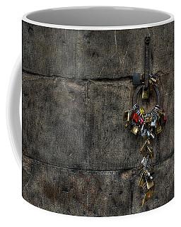 Locks Of Love Coffee Mug