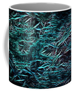 Coffee Mug featuring the photograph Locomotion by Steven Richardson