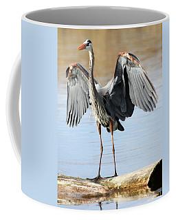 Log Hog Coffee Mug