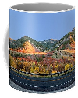 Logan Canyon Coffee Mug