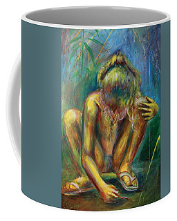 Coffee Mug featuring the painting Lola by Blake Emory