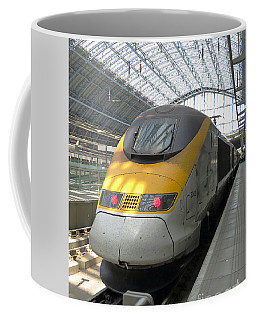 London Arrival Coffee Mug