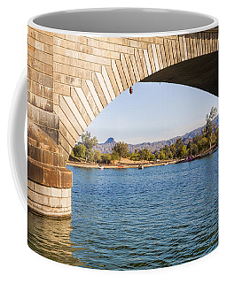 London Bridge At Lake Havasu City Coffee Mug