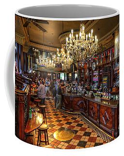 London Bridge Pub Coffee Mug