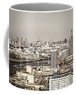 London Cityscape Coffee Mug