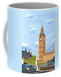 London England Big Ben  Coffee Mug