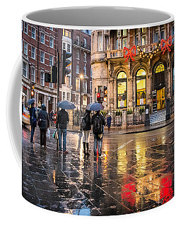 Reflections Of London Coffee Mug