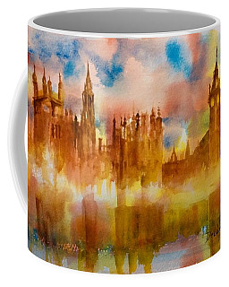 London Rising Coffee Mug