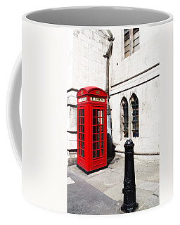 London Telephone Box Coffee Mug