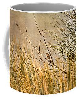 Lone Bird Coffee Mug by Anne Rodkin
