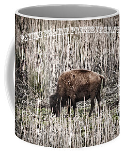 Lone Buffalo Coffee Mug