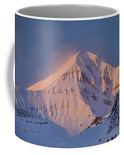 Lone Peak Alpenglow Coffee Mug