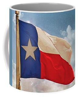 Lone Star Flag Coffee Mug