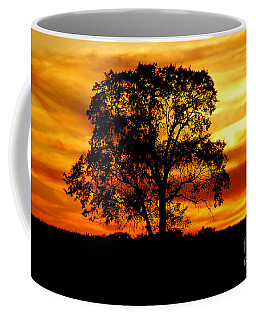 Coffee Mug featuring the photograph Lone Tree by Mary Carol Story