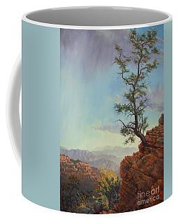 Lone Tree Struggle Coffee Mug