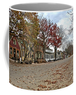Lonely Colonial Williamsburg Coffee Mug