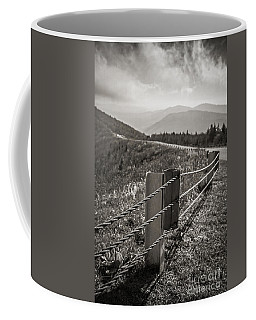 Lonely Mountain Road Coffee Mug