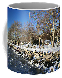 Lonely Park Coffee Mug