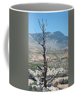 Lonely Sentinel Coffee Mug