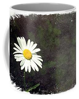 Lonesome Daisy Coffee Mug