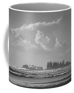 Long Beach Landscape  Coffee Mug