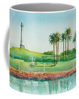 Long Beach Lighthouse Coffee Mug