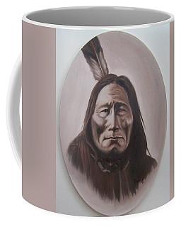 Long Bear Coffee Mug by Michael  TMAD Finney